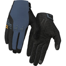 Giro Havoc Gloves Men, portaro grey/glaze yellow